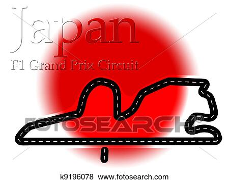images japon fuji f1 formule 1 circuit course k9196078 recherchez des photos des images. Black Bedroom Furniture Sets. Home Design Ideas