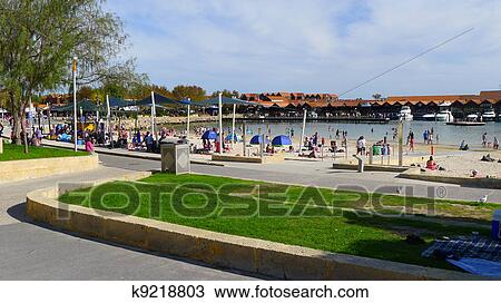 Hillarys Boat Harbour Beach
