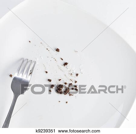 Target Intellect Blog » Power of Persuasion: Conversation Monopolizer? Check Your Plate. |Empty Plate With Crumbs Clipart