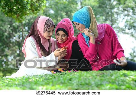 Rencontre d'amis musulmans