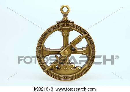 Stock Photo of Astrolabe k9321673 - Search Stock Images ...