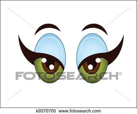 girl eyes clip art � cliparts