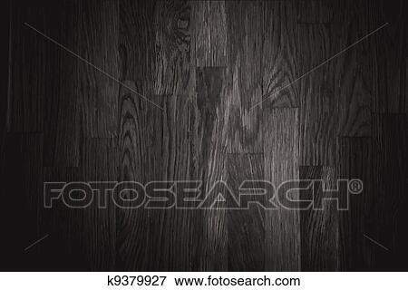 clipart noir mur texture bois fond k9379927 recherchez des cliparts des illustrations. Black Bedroom Furniture Sets. Home Design Ideas