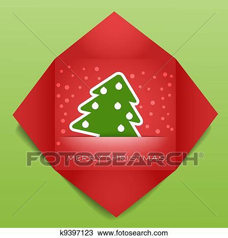 剪贴画 圣诞节, 贺卡