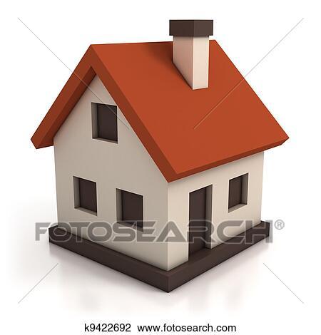 剪贴画 房屋图标