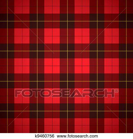 Stock Illustratie - Wallace, tartan, schotse, ruitjes k9460756 - Zoek ...