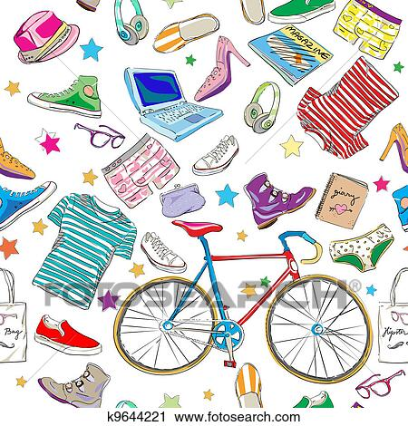 Urban Hipster Drawings Clipart Urban Hipster