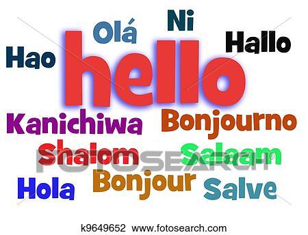 language word clip art - photo #40