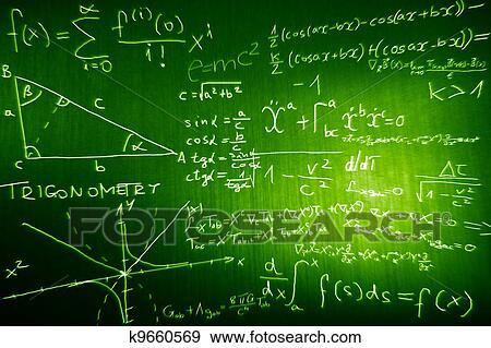 イラスト - 科学, 数学, 物理学. Foto... イラスト - 科学, 数学, 物理学 k