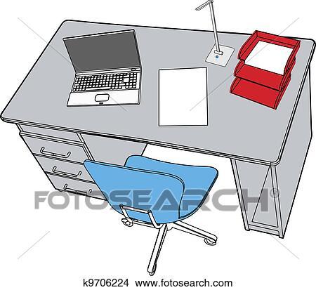 手绘图 - 商业报告, 笔记本电脑