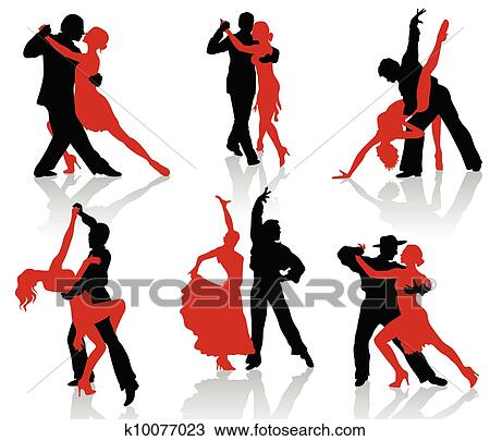 Ballroom dance Clipart EPS Images. 1,923 ballroom dance clip art ...