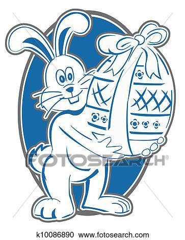 兔子符号图案大全图解