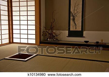 Japanisches zimmer haus dekoration - Japanisches zimmer ...