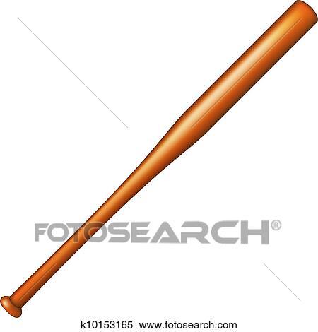 Wooden Baseball Bats Drawings Clipart Wooden Baseball Bat