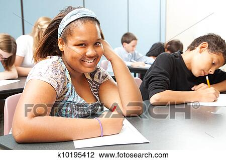 American Teen Stock Photo 38
