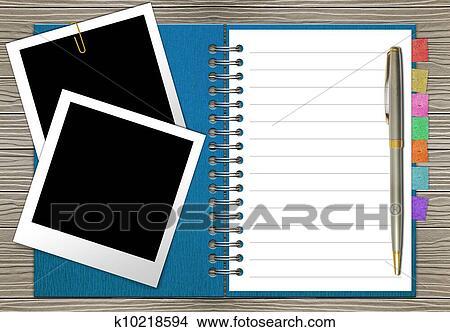 手绘图 - 打开, 笔记本