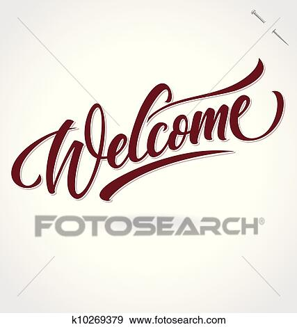 Welcome Clip Art Royalty Free. 42,154 welcome clipart vector EPS ...