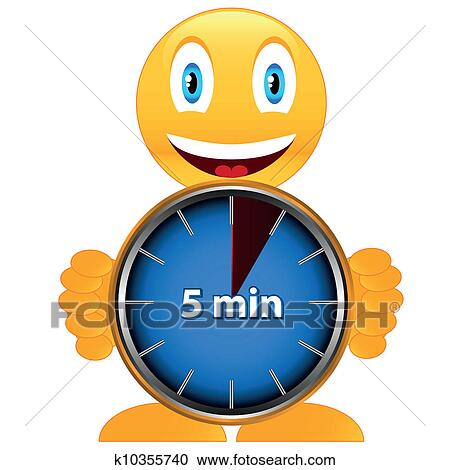 5 minute timer