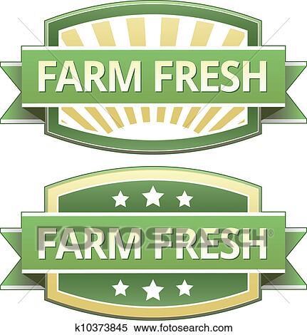 clipart of farm fresh food label k10373845 search clip Vermont USDA Organic Logo Vector usda certified organic logo vector