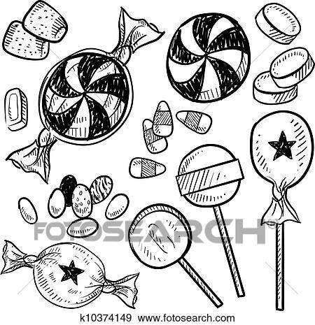 Gumdrop Clip Art Illustrations. 59 gumdrop clipart EPS vector ...
