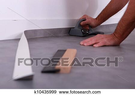 Linoleum zbytky