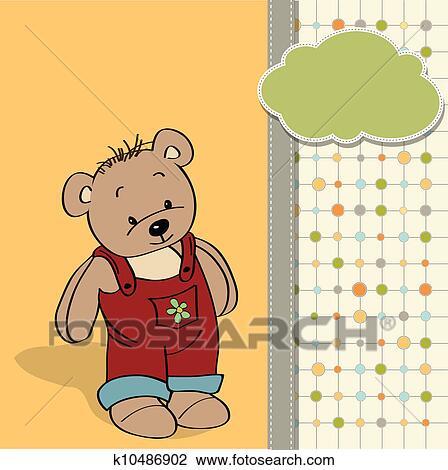 带, 玩具熊