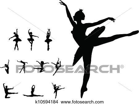 绘画/图画 - 放置, 跳舞