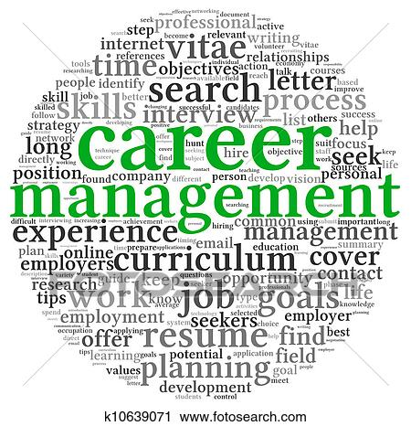 career managment On this site, you'll find the brass-tacks details you need to understand the wide  variety of career options in management, including job descriptions, salaries,.