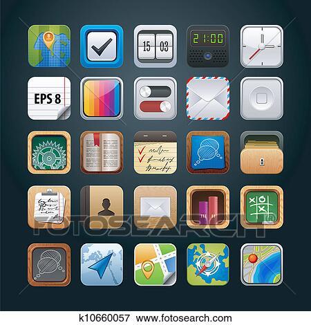Как сделать 3d иконки на андроид