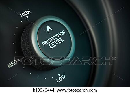 Level Drawing Drawing Protection Level