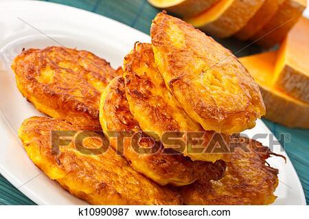 Котлеты из тыквы рецепты с фото пошагового