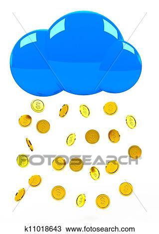 rain gold essays