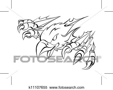 Eagle Claws Clipart Clipart Eagle Claw
