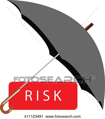 High Risk Car Insurance >> Clipart of Insurance Company Logo k11123491 - Search Clip ...
