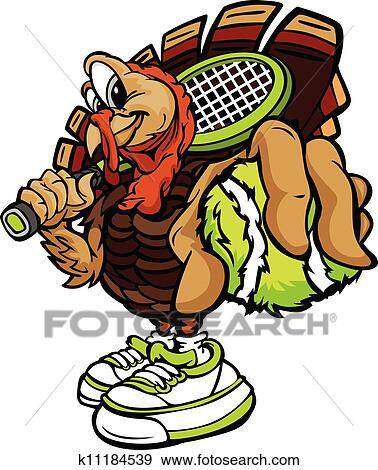 Thanksgiving Clip Art Tennis