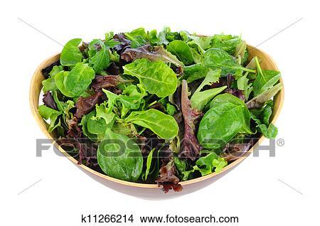 Зелень фотографии салат