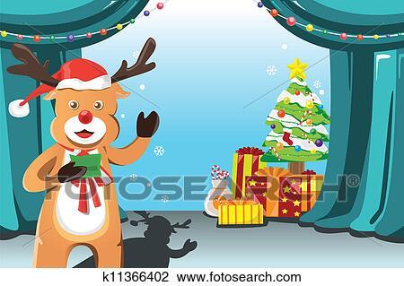剪贴画 - 圣诞节, 设计