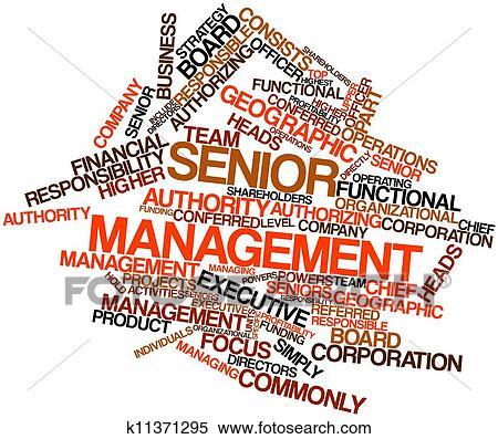 Stock options for senior management