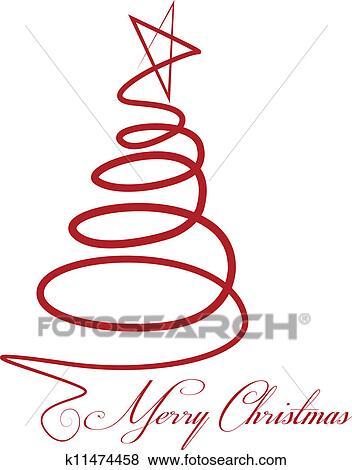 Clip art weihnachtsbaum vektor k11474458 suche - Weihnachtsbaum vektor ...