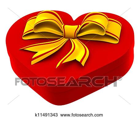 Heart Shaped Box Drawing Drawing Heart Shaped Box