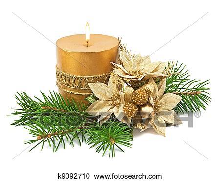 stock fotografie weihnachtsdeko mit kerzen und weihnachsstern k9092710 suche. Black Bedroom Furniture Sets. Home Design Ideas