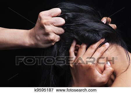 раком за волосы фото