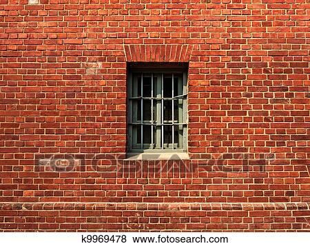 Images les fen tre dans a les prison mur k9969478 for Fenetre bastille