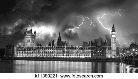 storm london horloge