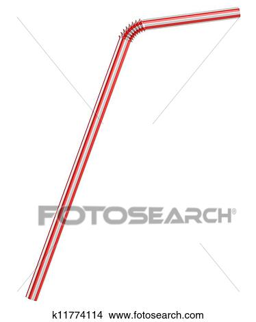 Drinking Straws Clipart