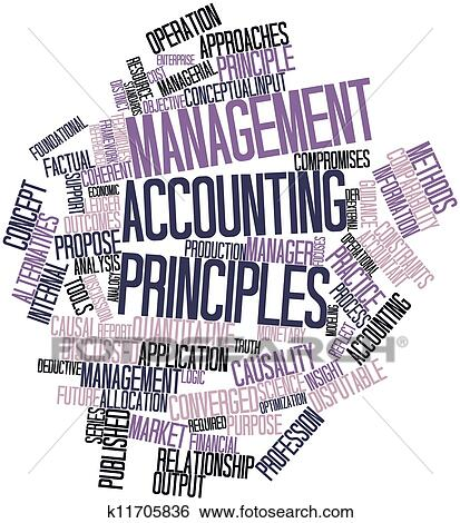 accouting principle i Accounting principles accounting rules stipulate that, with few exceptions, businesses should not use this method but should prepare their accounts on the.
