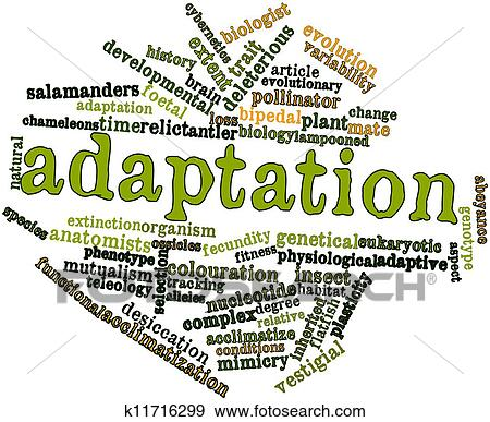 Stock Illustration of Adaptation k11716299 - Search Vector ...