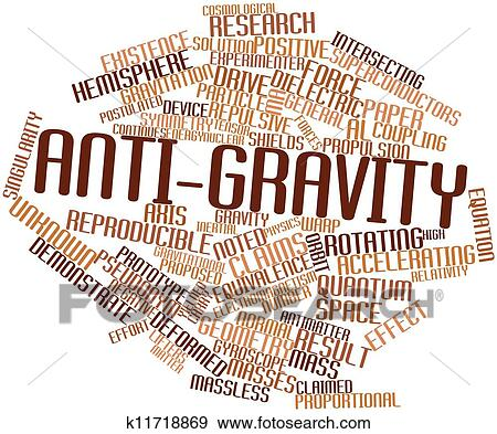 Stock Illustration of Anti-gravity k11718869 - Search Vector ...