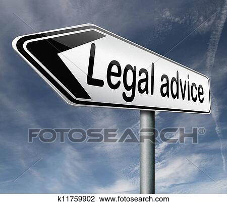 Clip Art of legal advice k11759902 - Search Clipart ...