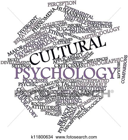 Ethnographic study in psychology